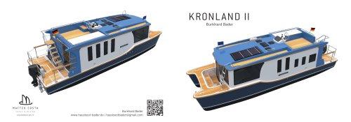 Catamaran Motoryacht Kronland II