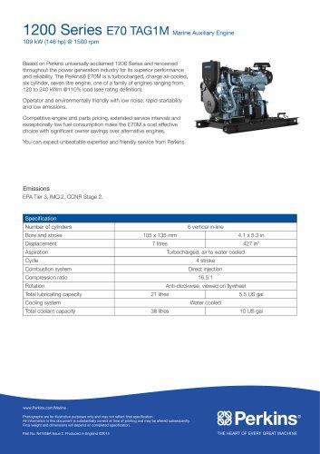1200 Series E70 TAG1M