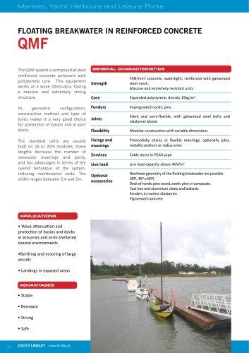 Floating Breakwaters 4016, 4020