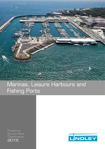Marinas, Leisure Harbours and Fishing Ports
