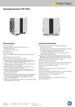 Adsorptionstrockner TTR 3700