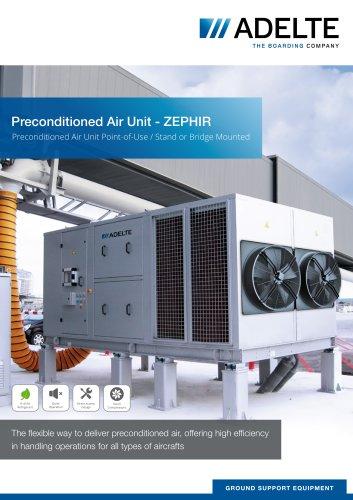 Preconditioned Air Unit - ZEPHIR