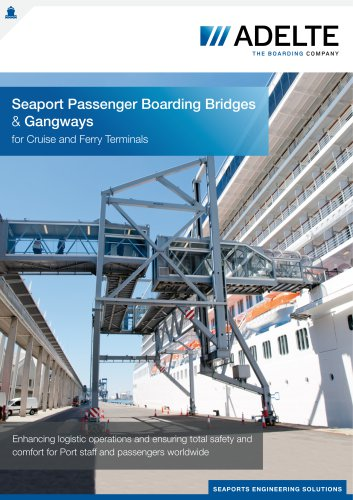 THALASSA Passenger Boarding Bridge
