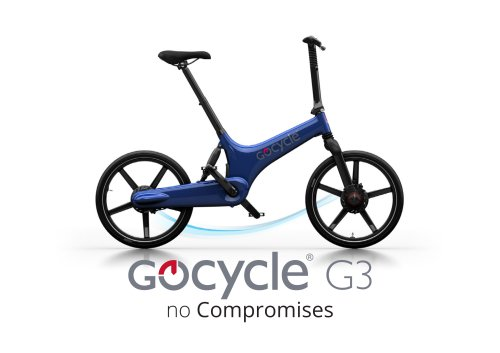 Gocycle G3 Marine Brochure