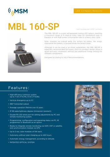 MBL 160-SP
