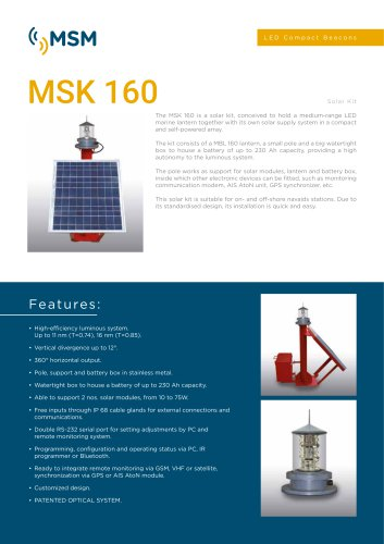MSK 160