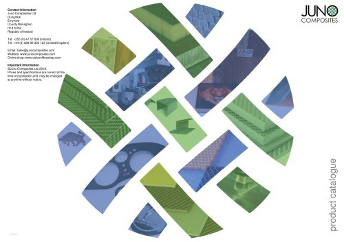 Composite Sheet & Sandwich Panels