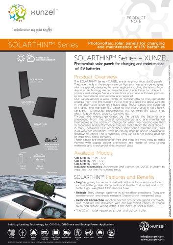 SOLARTHIN™ Series
