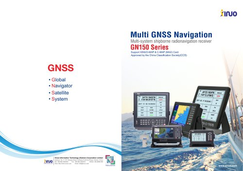 GN150 Multi GNSS Navigation