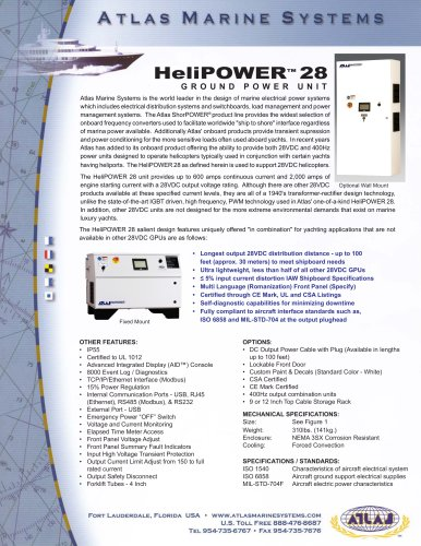 HeliPOWER™ 28
