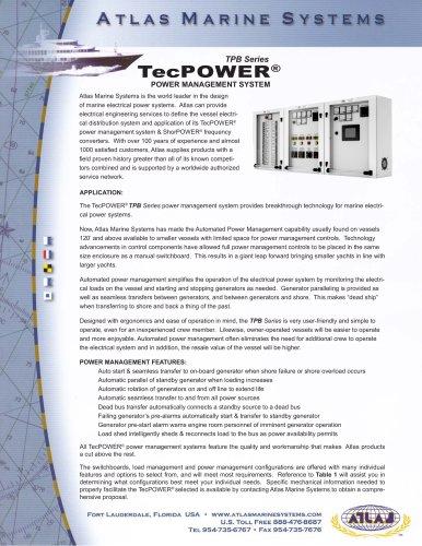 TPB Series TecPOWER®
