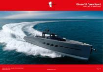 Okean 55 Open Sport